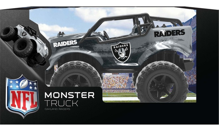 Pittsburgh Auto Depot >> Officially Licensed NFL Remote Control Monster Trucks by ...