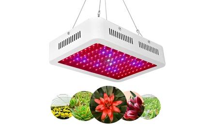 600W Dual Chips Full Light Spectrum LED Plant Grow Light Veg Flower Was: $65.00 Now: $49.99