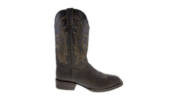 3b61f11434e Men's ReyWelt Light Brown Square Toe Western Boot