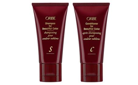 Oribe Shampoo and Conditioner Duo Set for Beautiful Color 1.7 fl. oz. eb8d9dab-9323-4b9a-b83f-5ad0cbc2f319