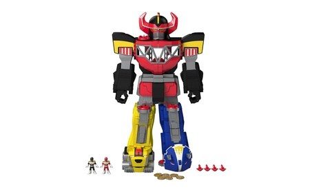 Fisher-Price Imaginext Morphin Megazord Power Rangers 71cm b4c304cc-4a30-4522-8ca2-8911eb3a4be5