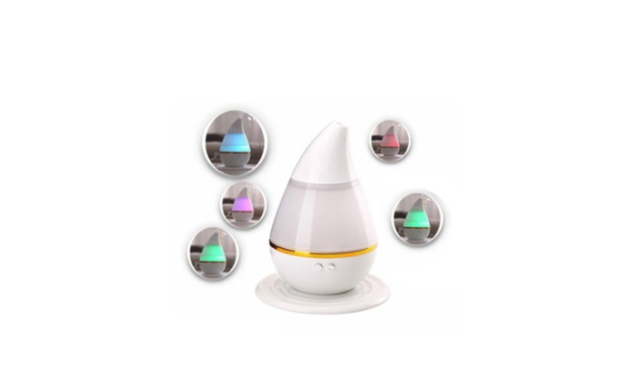 Ecosin Ultrasonic USB Aroma Humidifier Air Diffuser Purifier Lonizer