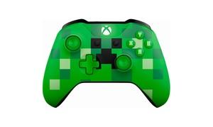 Microsoft Xbox One Bluetooth Wireless Controller - Minecraft Creeper WL3-00056