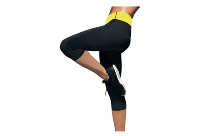 Ladies Exercise Leggings by Thermo Slim Hot Activewear Apparel 27cd5e88-f4f0-417d-a1d7-28b1c4290515