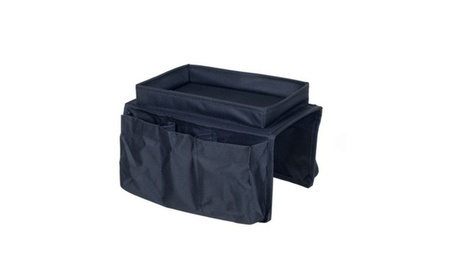 Compact Six-Pocket Arm Rest Organiser For Snacks Or Writing Notes 4ebe2d34-53d9-4c75-b633-7a80315db18a