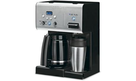 Cuisinart 12-Cup Programmable Coffee Maker & Hot Water - Recertified 3248a5b2-f007-49df-ba62-b04ad698527f