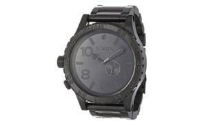 Nixon 51-30 Tide A057 All Black
