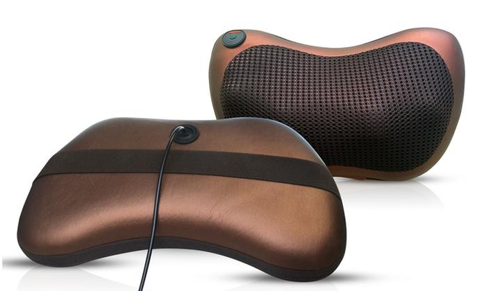 Shiatsu Massage Pillow With Heat Livingsocial