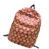 Uniqstore Printed Emoji Kids School Backpack