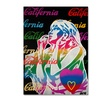 Abstract Graffiti 'California Love 1' Canvas Art