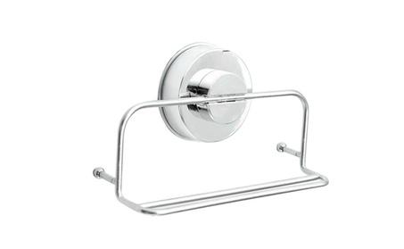 Stainless Steel Bathroom Shelf Rack With Towel Storage a5add5fb-4c49-4f02-96e1-0ecb5e56c151