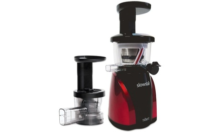 SW-2000-B Slowstar vertical Slow Juicer and Mincer Groupon