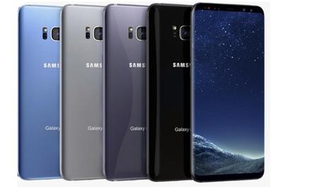 Samsung Galaxy S8/S8 Plus 64GB 4G LTE Smartphone GSM Unlocked (A-Grade Refurb.) Was: $399.99 Now: $269.99.