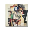 Kazimir Malevich 'M. Matuischin' Canvas Art