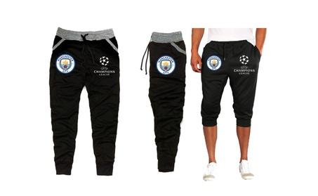 Manchester city uefa champions league joggers or capri sweats b390eb50-686f-47d5-b274-b403e7d34448