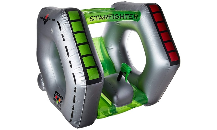 Up To 33% Off on Swimline Starfighter Super Sq... | Groupon Goods