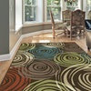 Tayse Rugs Joelle Contemporary Abstract Area Rug