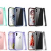 iPhone X Case with Air Cushion Technology and Hybrid Drop Protection