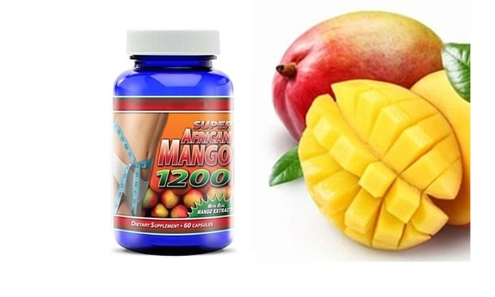 Up To 51 Off On Amazing African Mango 1200 Ex Groupon Goods