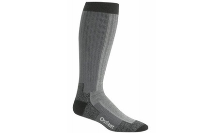 73b0732b431 Wigwam Mills 225058 Outlast Rubber Boot Socks Large - Grey (Goods Baby    Kids Boys