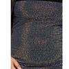 e1b5298962ae0 Xehar Women s Plus Size Sexy Tube Rhinestone Studded Choker Mini Bodycon  Dress