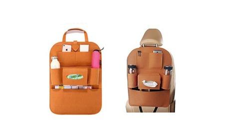Felt Stowing Tidying Multi Pocket Organiser Car Back Seat Storage 43eb4d5d-553c-44ff-a959-4ffba2b38df2
