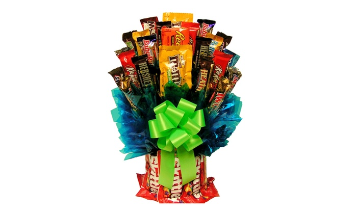 Candy Centerpiece Zip : Up to off on i ate my gift iamg skittle groupon