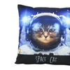 Space Cat - Pillow Cover
