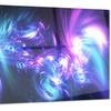 Bursts of Light Metal Wall Art 28x12