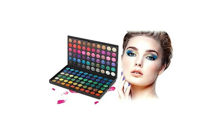 120 Color Pro Fashion Eyeshadow Palette Shimmer Eye Shadow Makeup Set 8653d8b7-0438-48ce-ae1d-7579240efb49