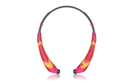 Wireless Bluetooth Headphones with Microphone Vibration Neckband Style 781d752b-847b-435f-b562-543507150623
