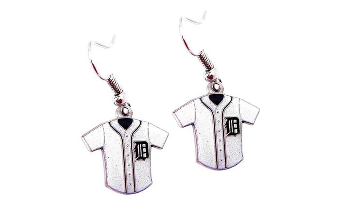 Detroit Tigers Glitter Jersey