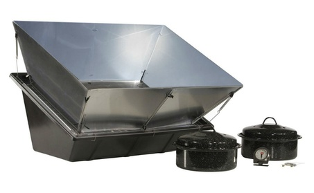 Portable Solar Cooking Package 809313b3-9e6d-495f-930c-265b31f02b17