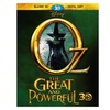 Oz The Great And Powerful 3d (Blu-ray)