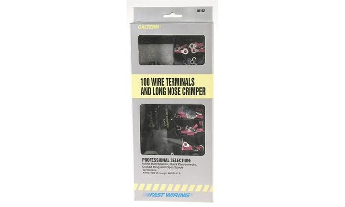 Crimp Tool W-termnls