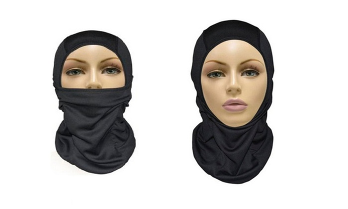 High Quality Soft Balaclava Running Full Face Mask