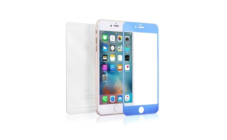 Tempered Glass Mirror Colored back/front glass Protector iPhone 6/6s 0f4eddbb-1aa9-4b6c-8cc6-9dfa5a2c8087