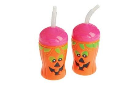 Halloween Pumpkin Drinking Cups e7ec6405-c19a-4bef-be33-a525cb652db4