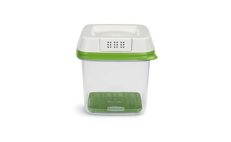 Rubbermaid FreshWorks Produce Saver Food Storage Container, Medium 3dd80ba8-c2eb-4268-a23a-e893da8a2369