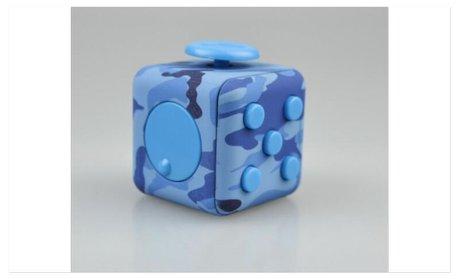 Stress Cube Fidget Hand Toy!