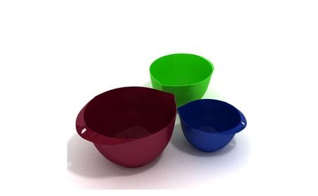 Plastic Mixing Bowl Set 332df3f9-e5c5-4f29-815c-9f86cadb4ef1