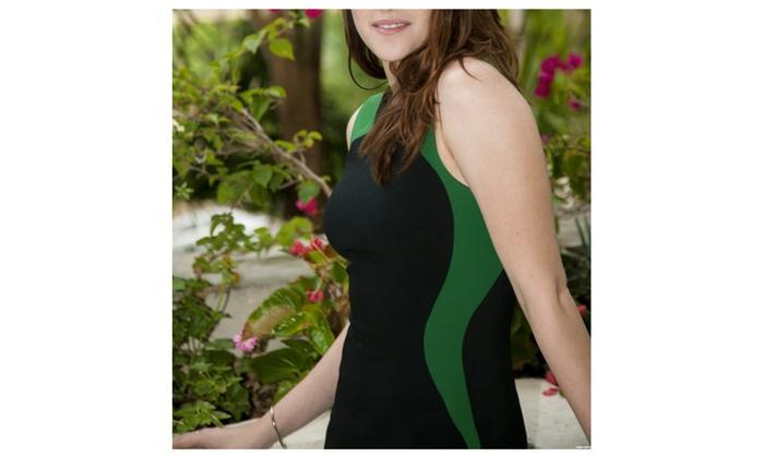 Kristen Stewart Style Empire Waist Dress - KMWD060
