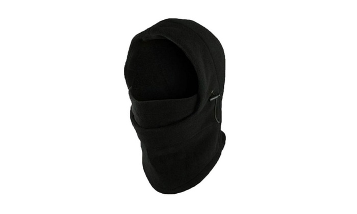 Perfect  For Cold Weather Neoprene Fleece Mask (4 Pack)