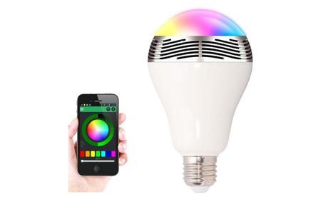 Smart LED Bluetooth Speaker Bulb 7c1ed5e7-04c2-447e-b9da-2c7b50819eca