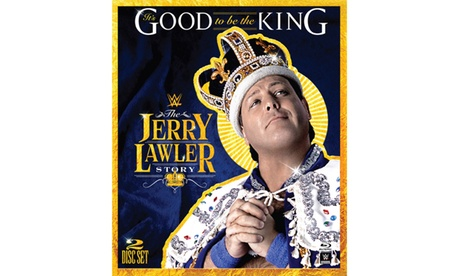 WWE: It's Good to be the King: The Jerry Lawler Story (Blu-ray) f730270a-3f0c-4739-8058-36718261f2af