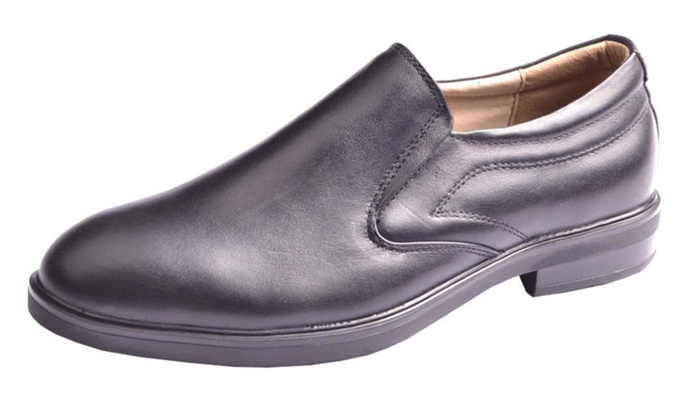 Men Slip On Loafers leather Shoes