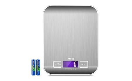AMIR 5000g, 0.01oz/1g Digital Food Scale, Electronic 2433f96b-46c7-4881-bbe7-244fd27519bd