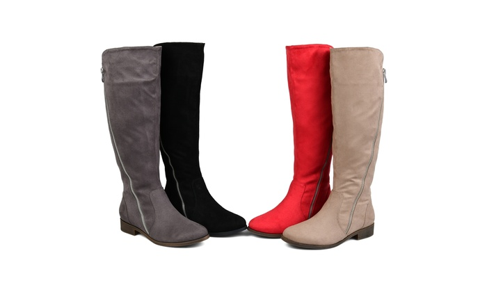 1a4fe02d4314d Journee Collection Womens Comfort Extra Wide Calf Kerin Boot | Groupon