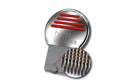 Nit Free Terminator Lice Comb, Professional Stainless Steel 2f3af3d1-cf68-4a7a-8b41-de81e5b2c96a