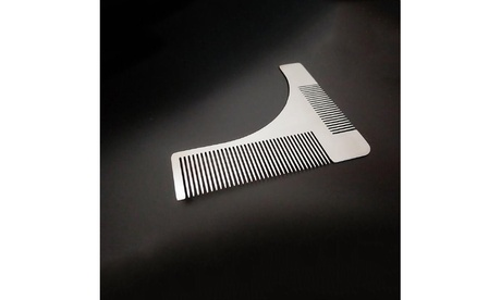 Beard Styling and Shaping Template Comb Tool 27020479-d395-441b-b1eb-06ab7307d4c3